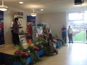 Local Groups make a pitch for funding