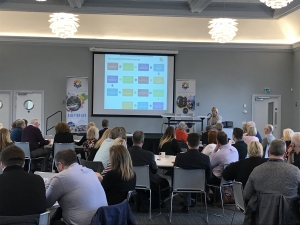 Locality Partnership conference