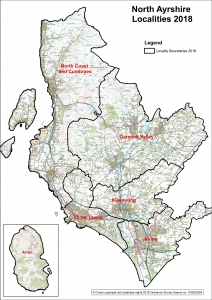 Locality Boundaries 2018